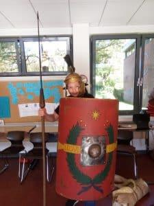 Römer zu Besuch - Geschichte zum Anfassen