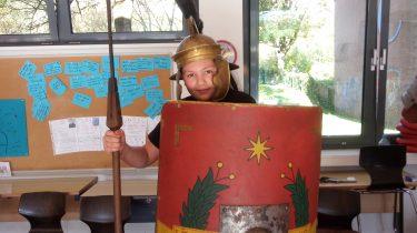Römer zu besuch