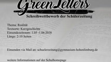 Greenletters