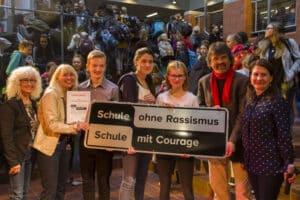 Schule ohne Rassismus, Schule mit Courage Auszeichnung
