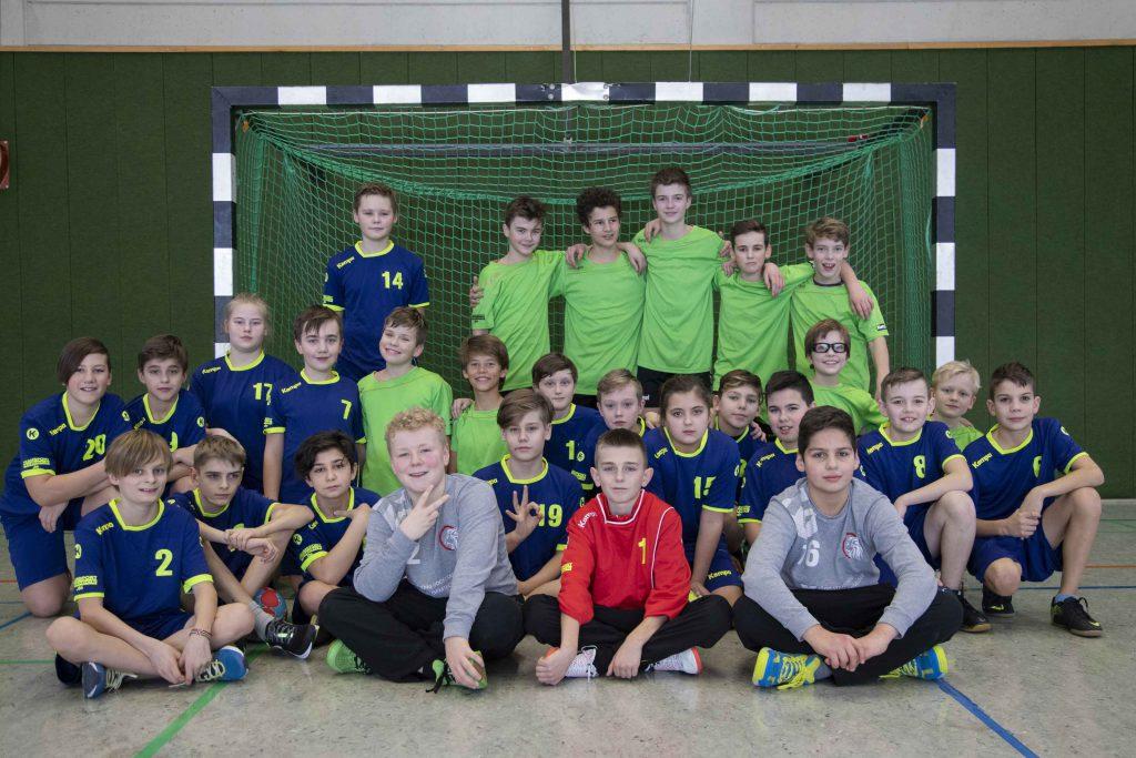 Gesamtschule Eilpe gegen Gymnasium Hohenlimburg