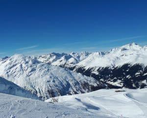 Die erste Skiwoche